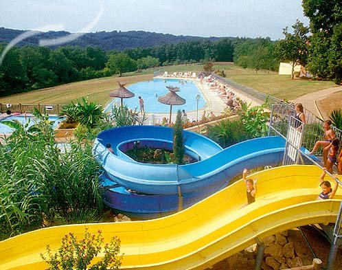 Camping - Camping Le Bugue - Aquitaine - France