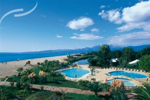 Camping - Camping Ghisonaccia - Corse - France