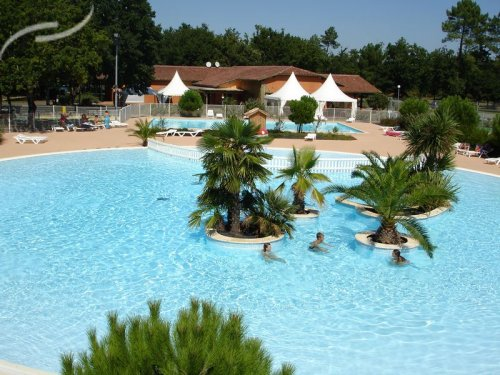 Camping - Camping La Teste-de-Buch - Aquitaine - France