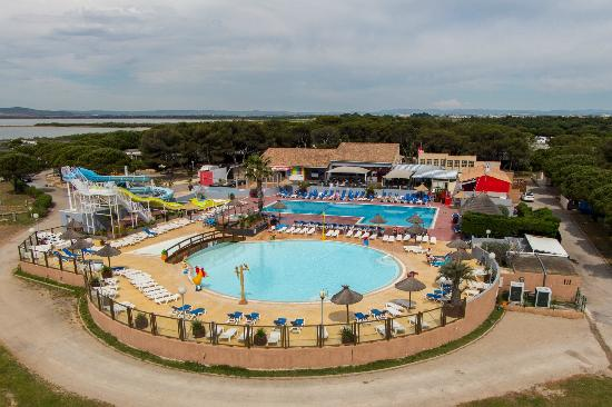 Camping - Camping Lattes - Languedoc-Roussillon - France