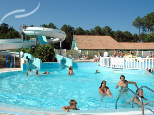 Camping - Camping Sanguinet - Aquitaine - France