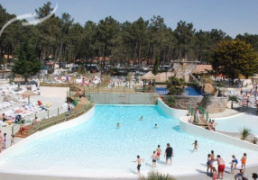Camping - Camping Messanges - Aquitaine - France