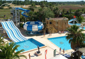 Camping - Camping Portiragnes - Languedoc-Roussillon - France