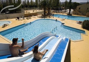 Camping - Camping Vic-la-Gardiole - Languedoc-Roussillon - France