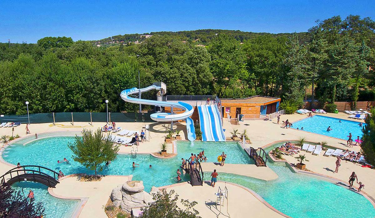 Super deals campings parcs aquatiques bons plans toocamp - Piscine clapiers plein air chenes ...